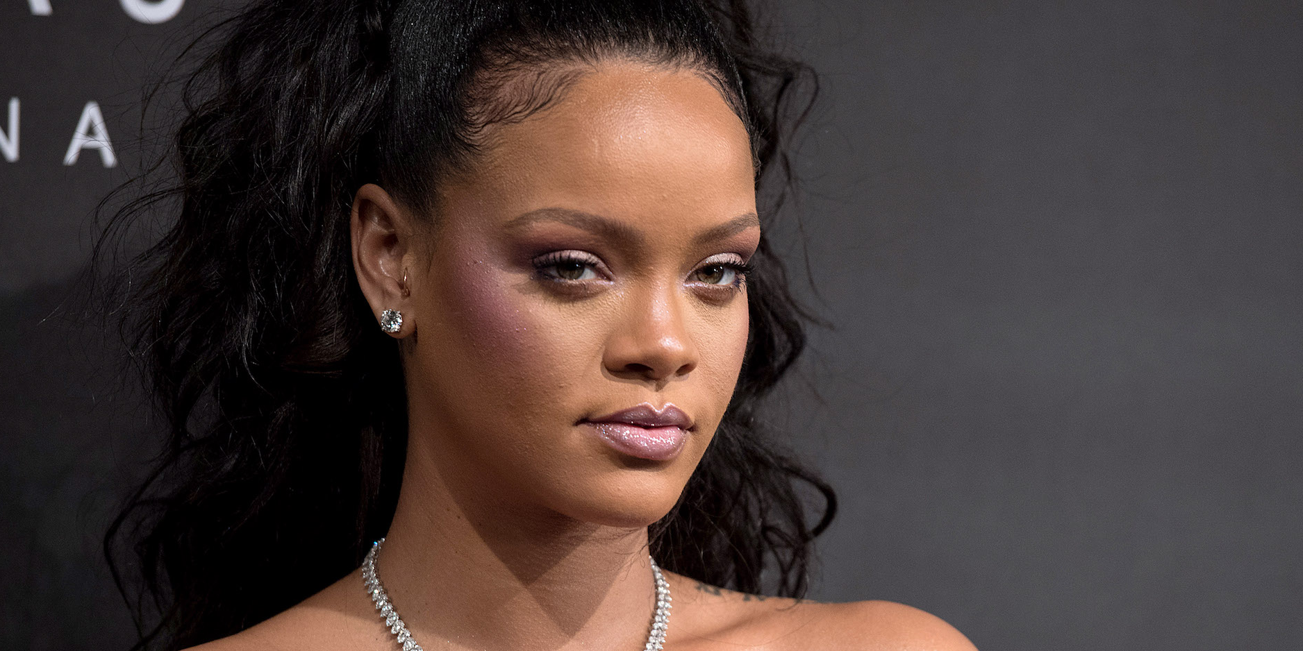 Rihanna responds to the Snapchat ad making light of Chris Brown's brutal attack on her: 'Shame on you' (SNAP)