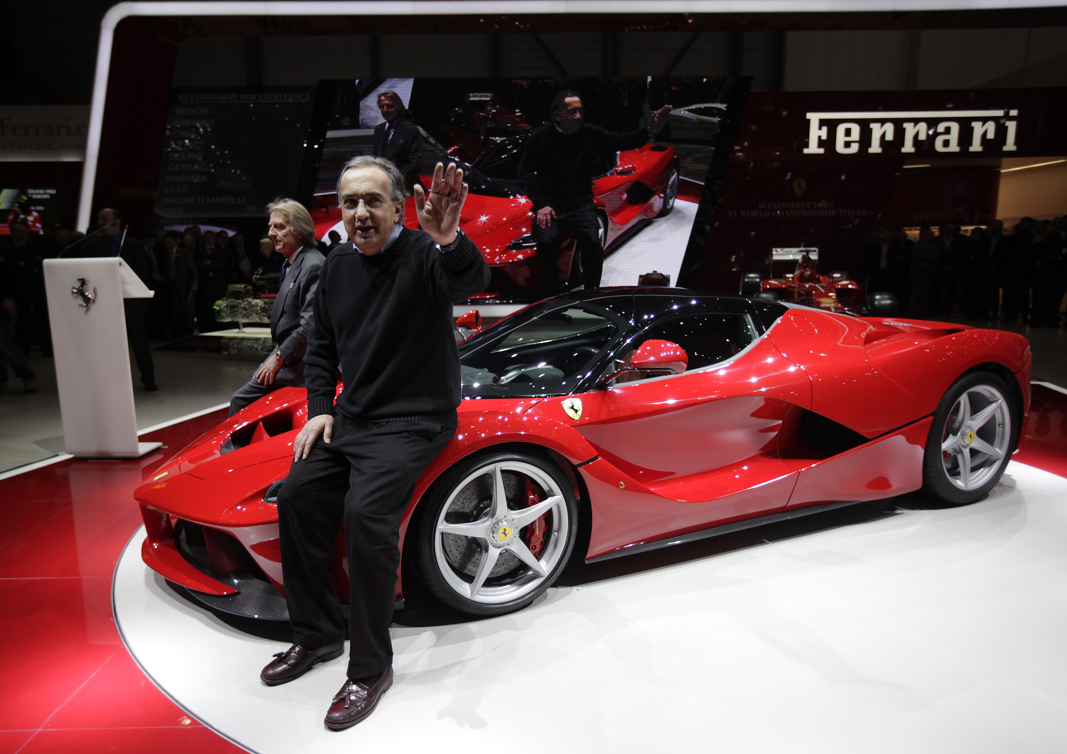 Ferrari's CEO shoots down claims that Tesla's Model S is secretly a supercar (TSLA, RACE)