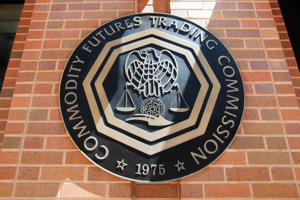 cryptocurrency derivatives CFTC