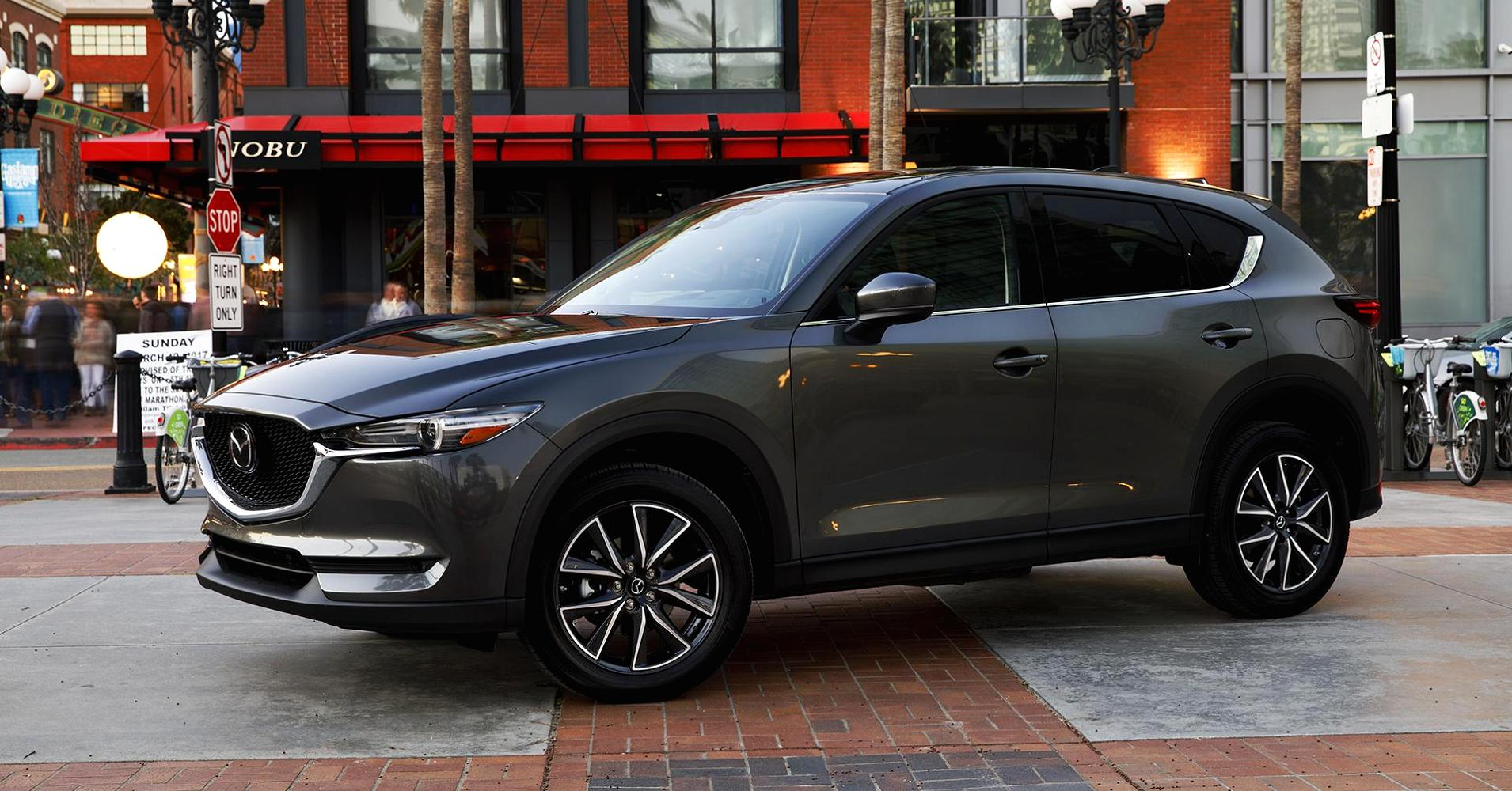 Mazda CX-5 review: One of the best compact crossovers on the market