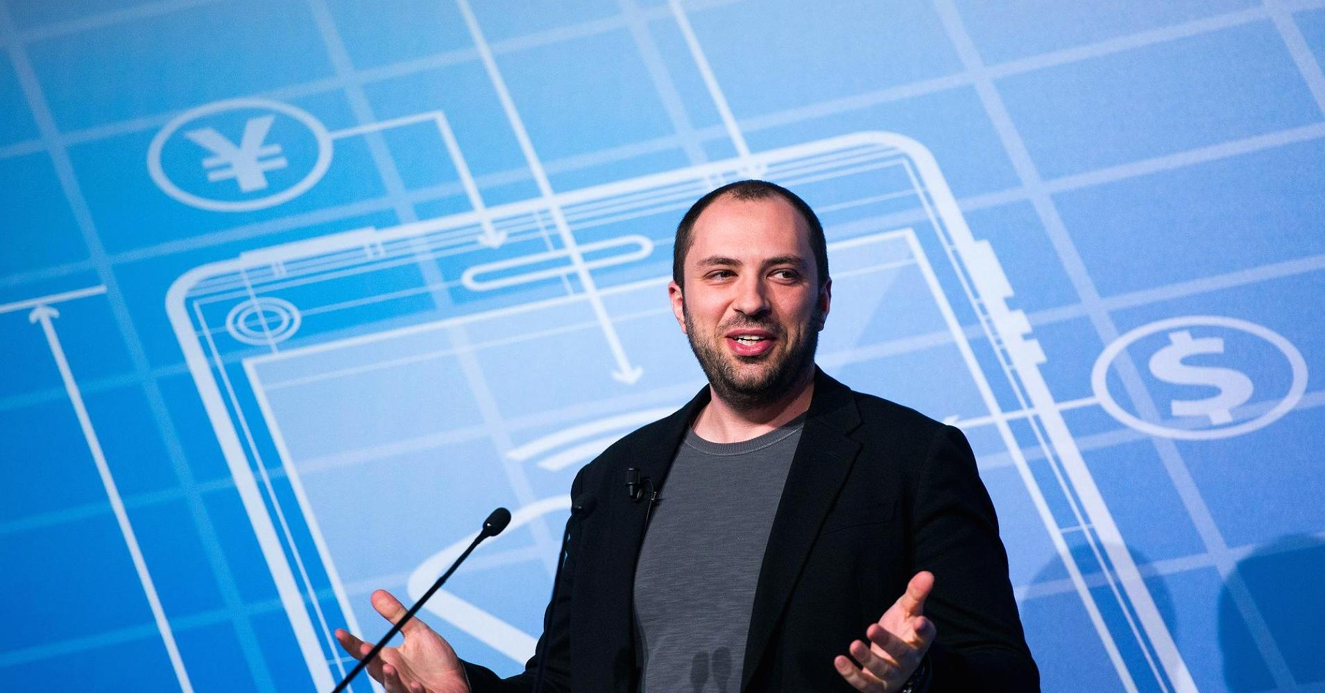 Jan Koum got the idea for $19 billion WhatsApp after missing too many iPhone calls at the gym