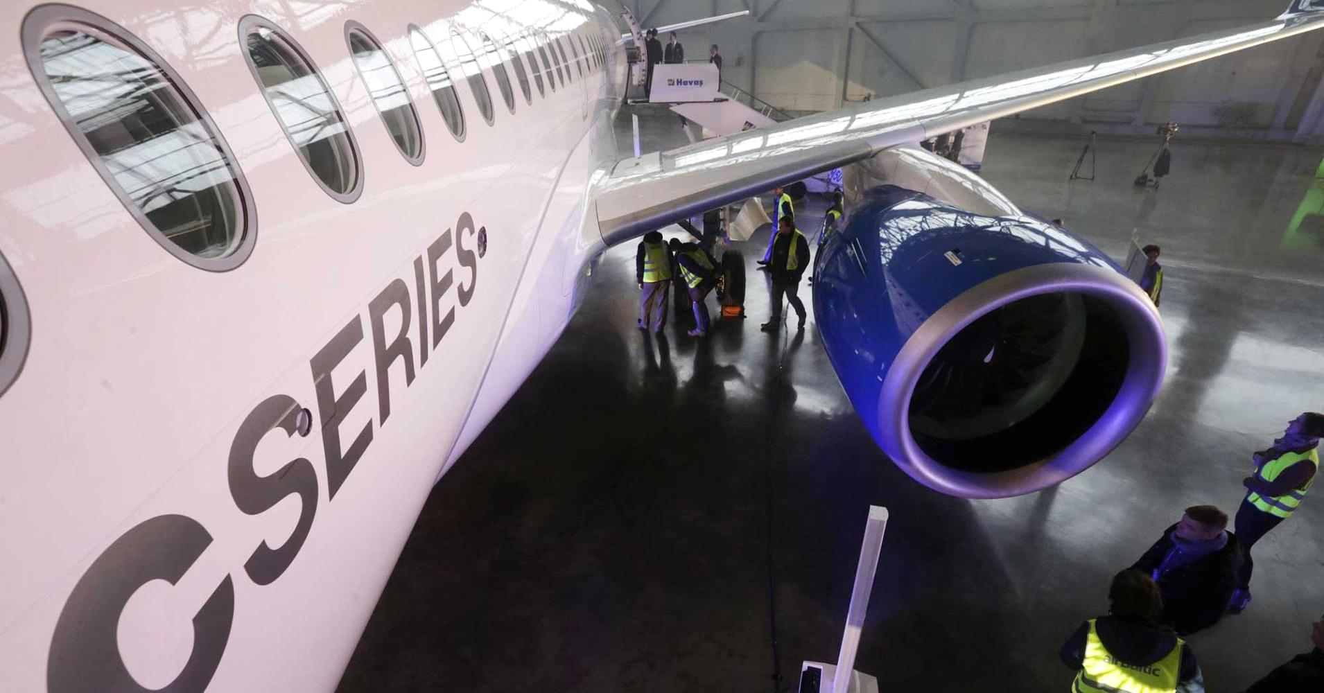 Bombardier CEO: Boeing's unfair trade complaint is 'ridiculous,' our sales practices are the same