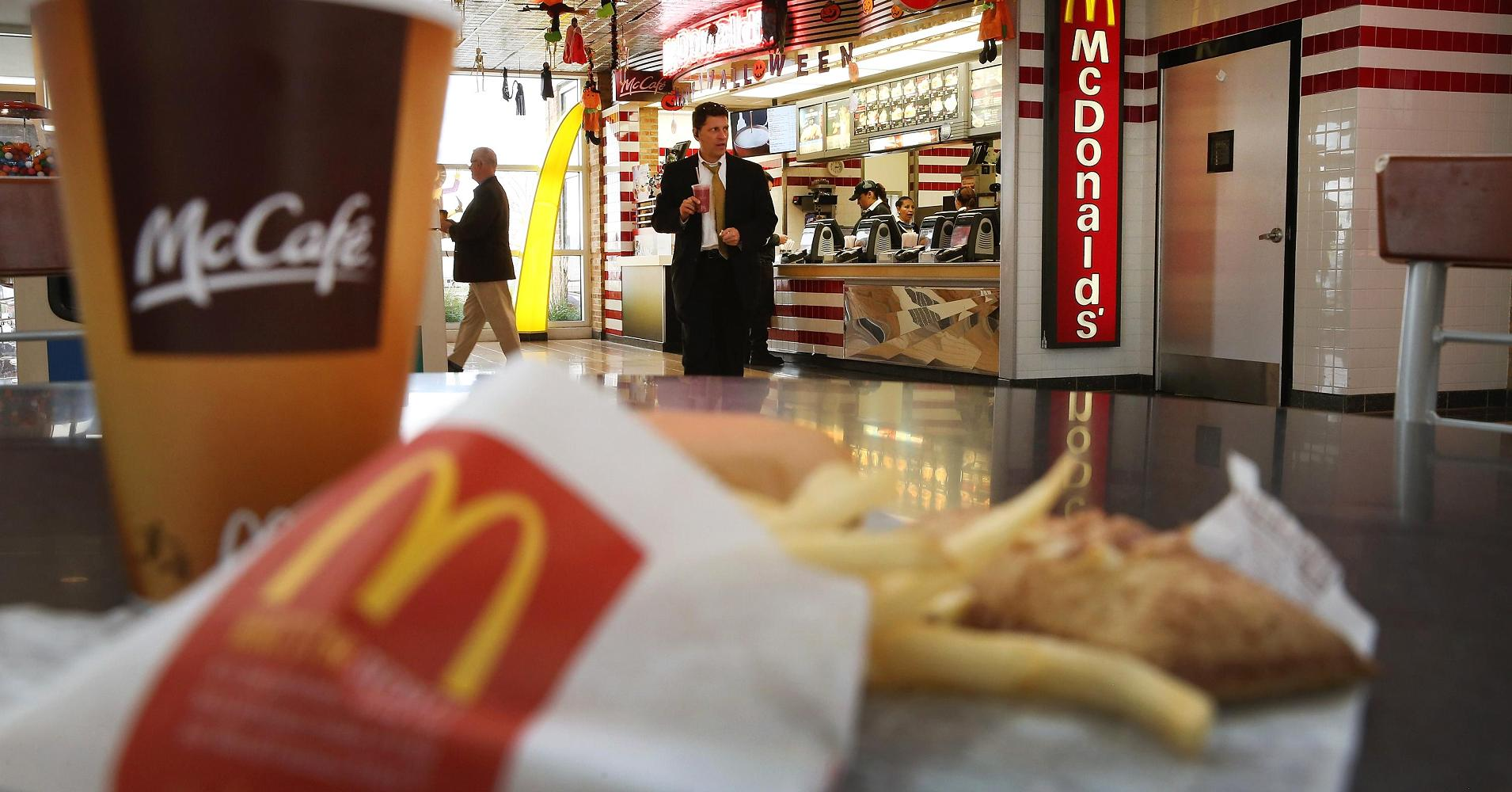 Why some say it's time to buy beaten-down shares of McDonald's
