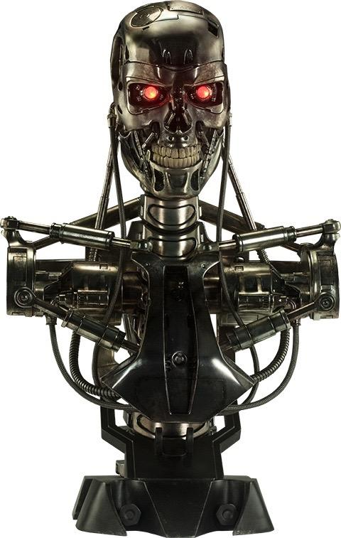 Don't battle the Terminator T-800, own one