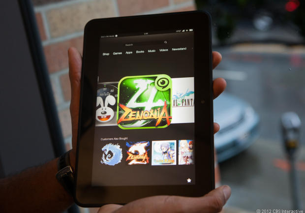 Get a Kindle Fire HD 8.9 with 4G LTE for $159