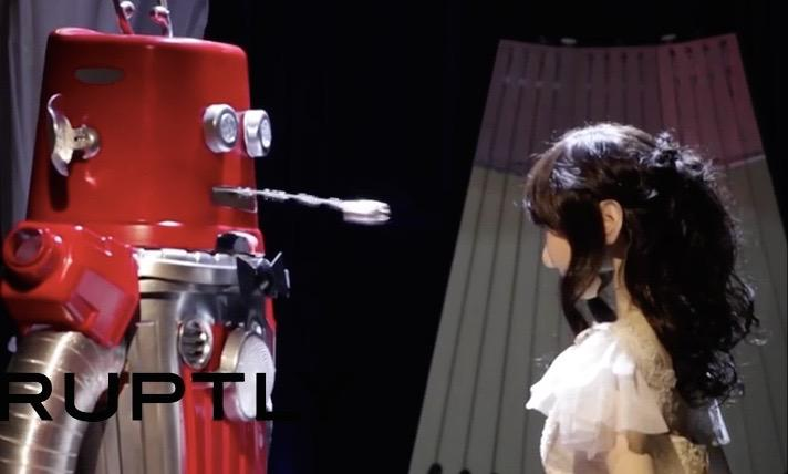 I, robot, take this other robot to be my wedded wife