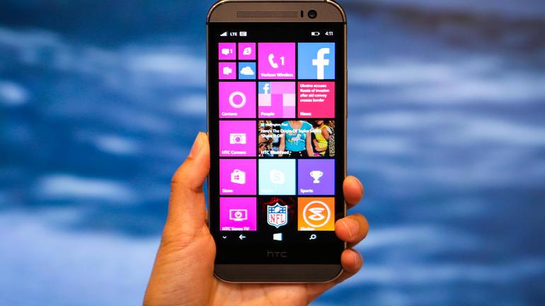HTC One M8 para Windows llega a T-Mobile esta Navidad