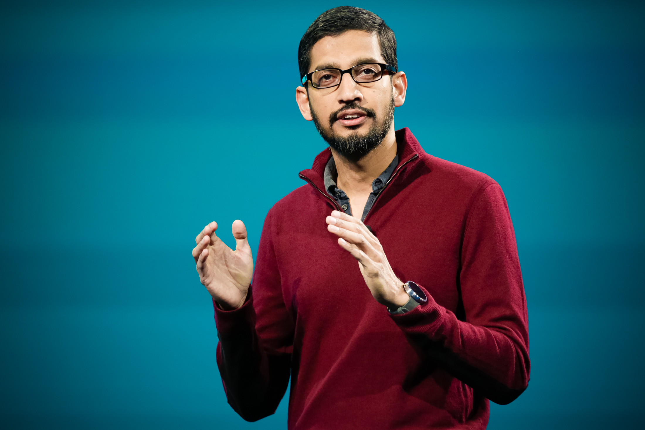 Google's head of Android to oversee its most important products