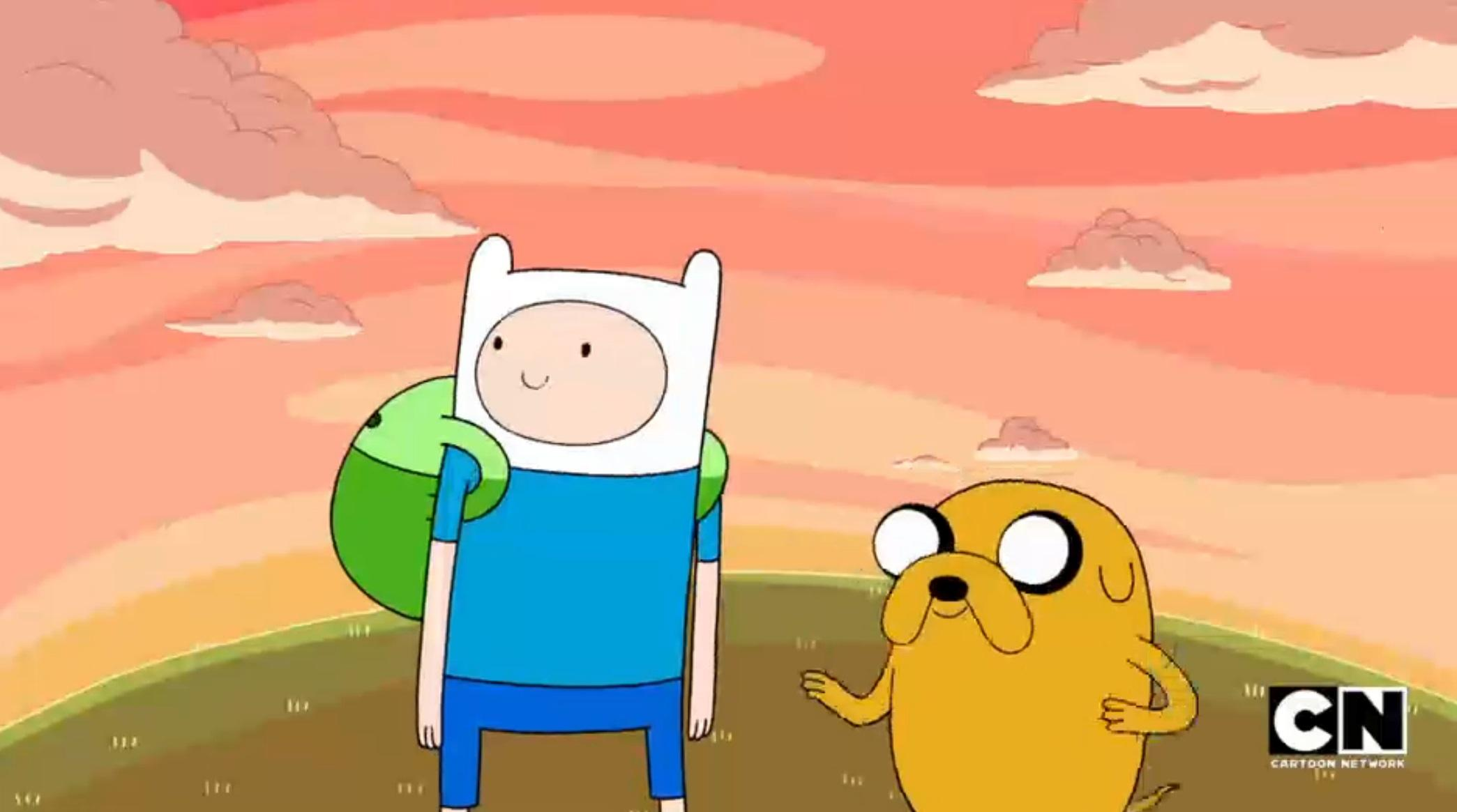 Oh my glob! 'Adventure Time' headed to big screen, report says