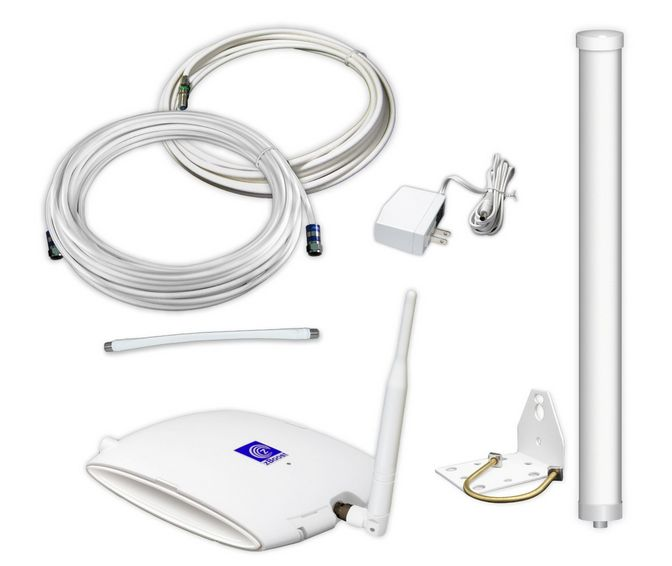Get a zBoost Soho Max cell-phone signal booster for $199.99