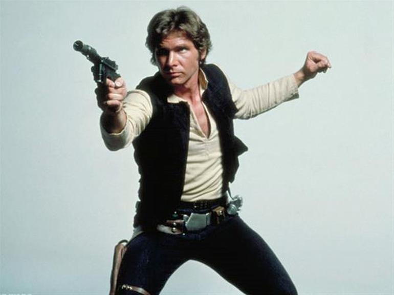 Reanudan la filmación de 'Star Wars' con un Harrison Ford recuperado