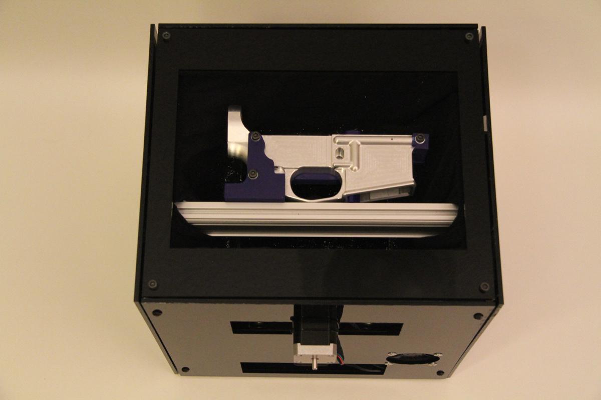 'Ghost Gunner' lets people make untraceable, homemade guns