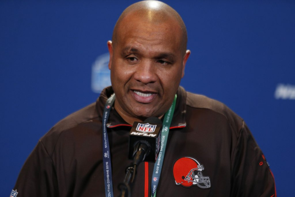Just BS: Fun Facts about the Cleveland Browns and Hugh Jackson