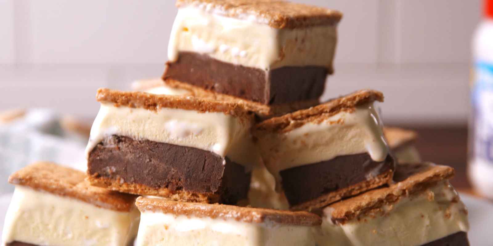 Frozen S'mores Are This Summer's Hottest Ice Cream Sandwiches