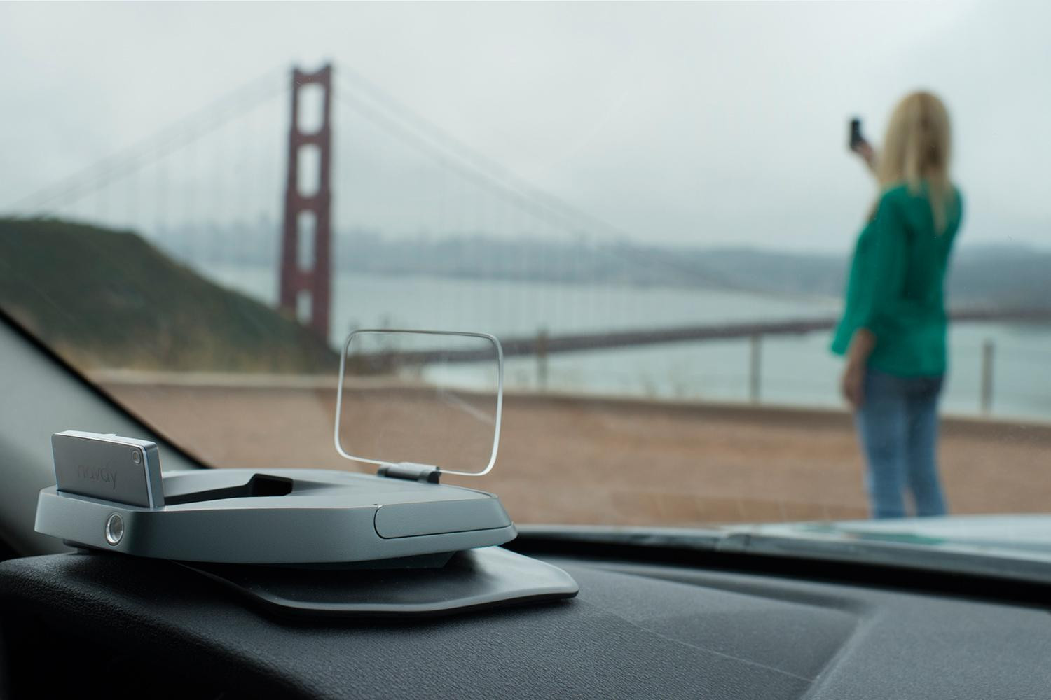Navdy partners with Harman to distribute its heads-up display worldwide