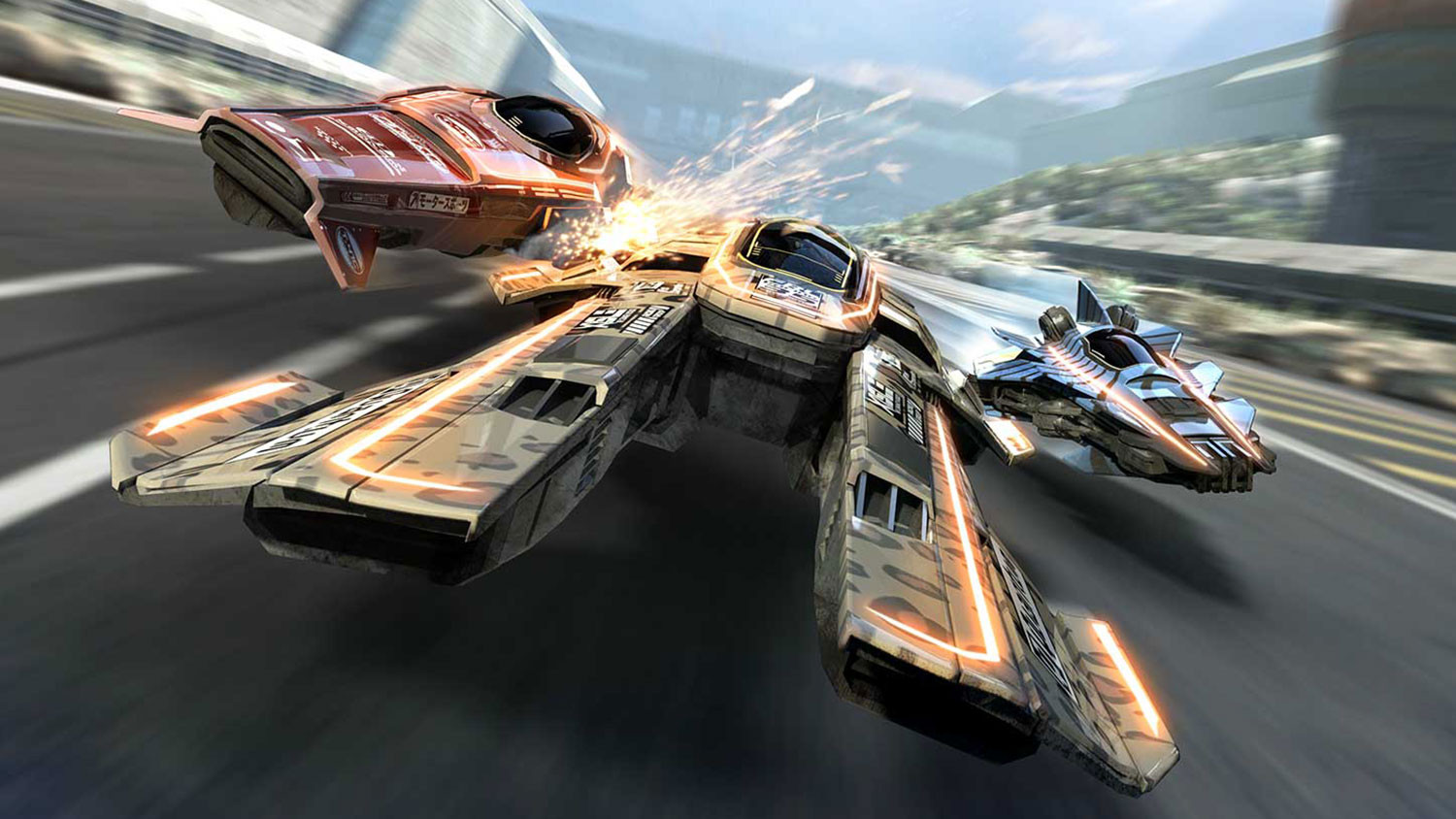 'Fast Racing Neo,' 'SteamWorld Collection' set for Wii U retail releases in Europe