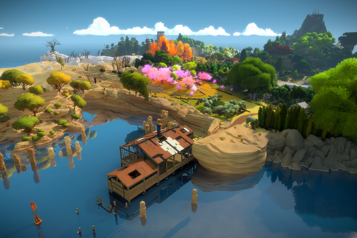 'The Witness' is coming to Xbox One sooner than you think
