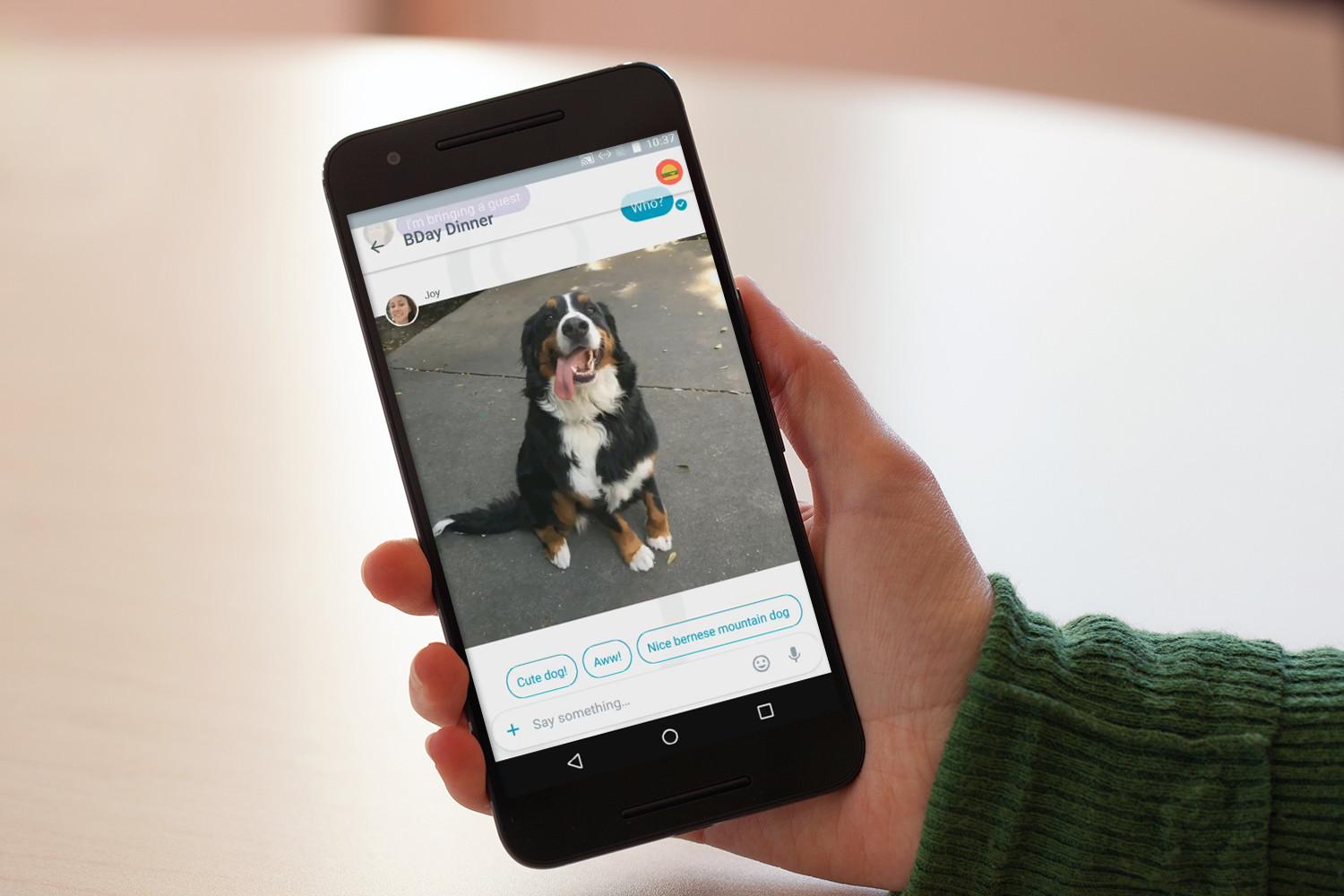 Google debuts Allo, an AI-powered messaging client for Android and iOS