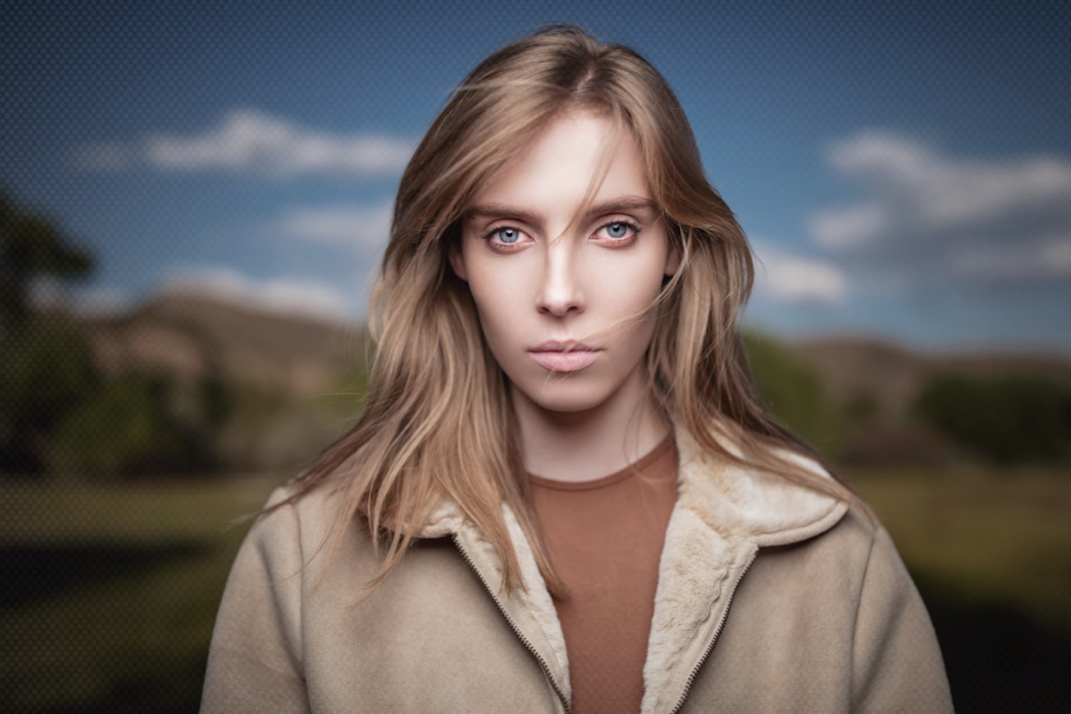 How to capture shallow depth-of-field portraits in bright sun