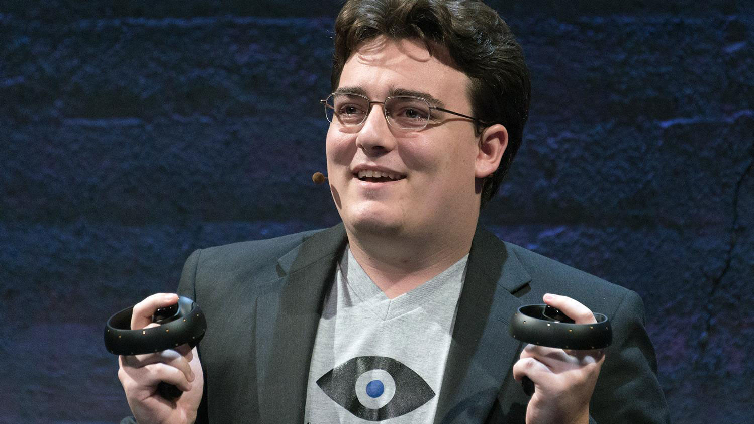 Virtual reality pioneer Palmer Luckey departs Facebook in wake of controversies