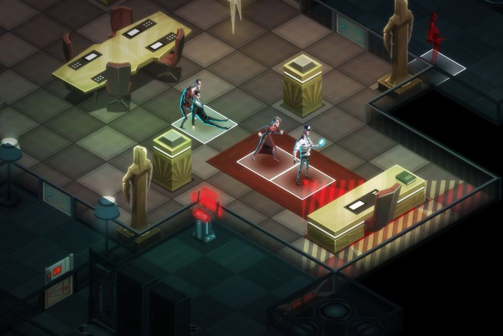 'Invisible Inc.,' 'VVVVVV' are among December's PlayStation Plus freebies