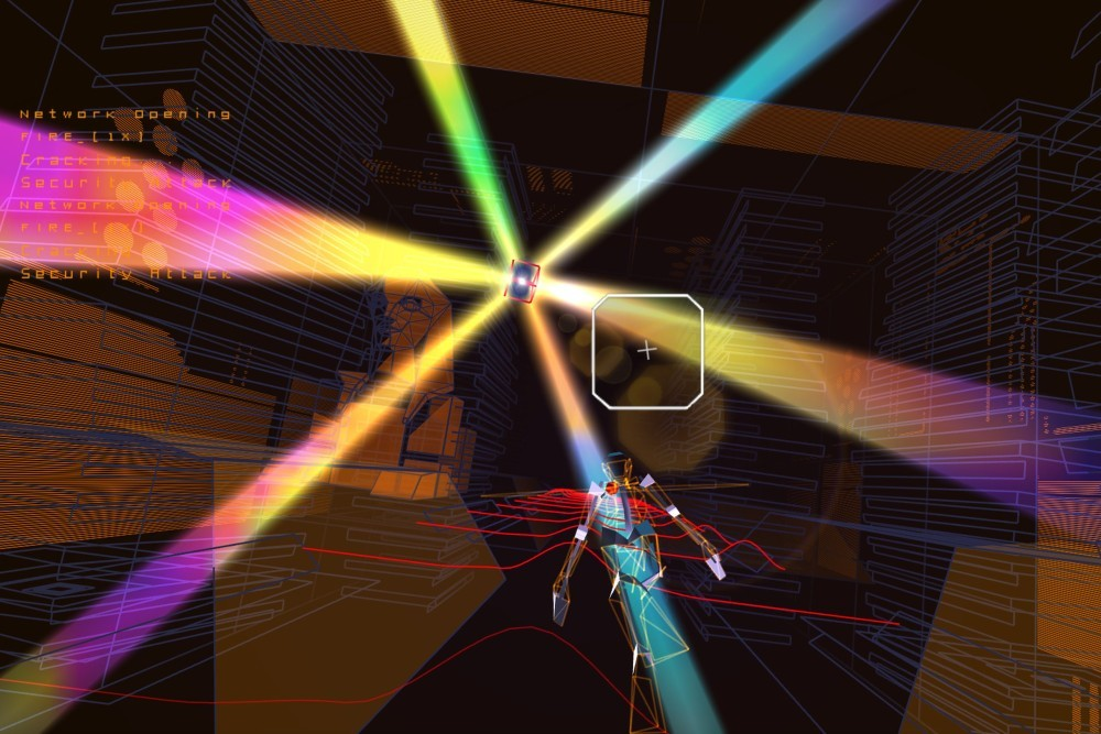 PlayStation VR showpiece launch title 'Rez Infinite' supports 4K, 60FPS on PS4 Pro