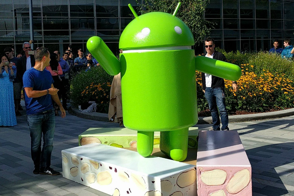 Android 7.0 Nougat running on only 0.4 percent of devices