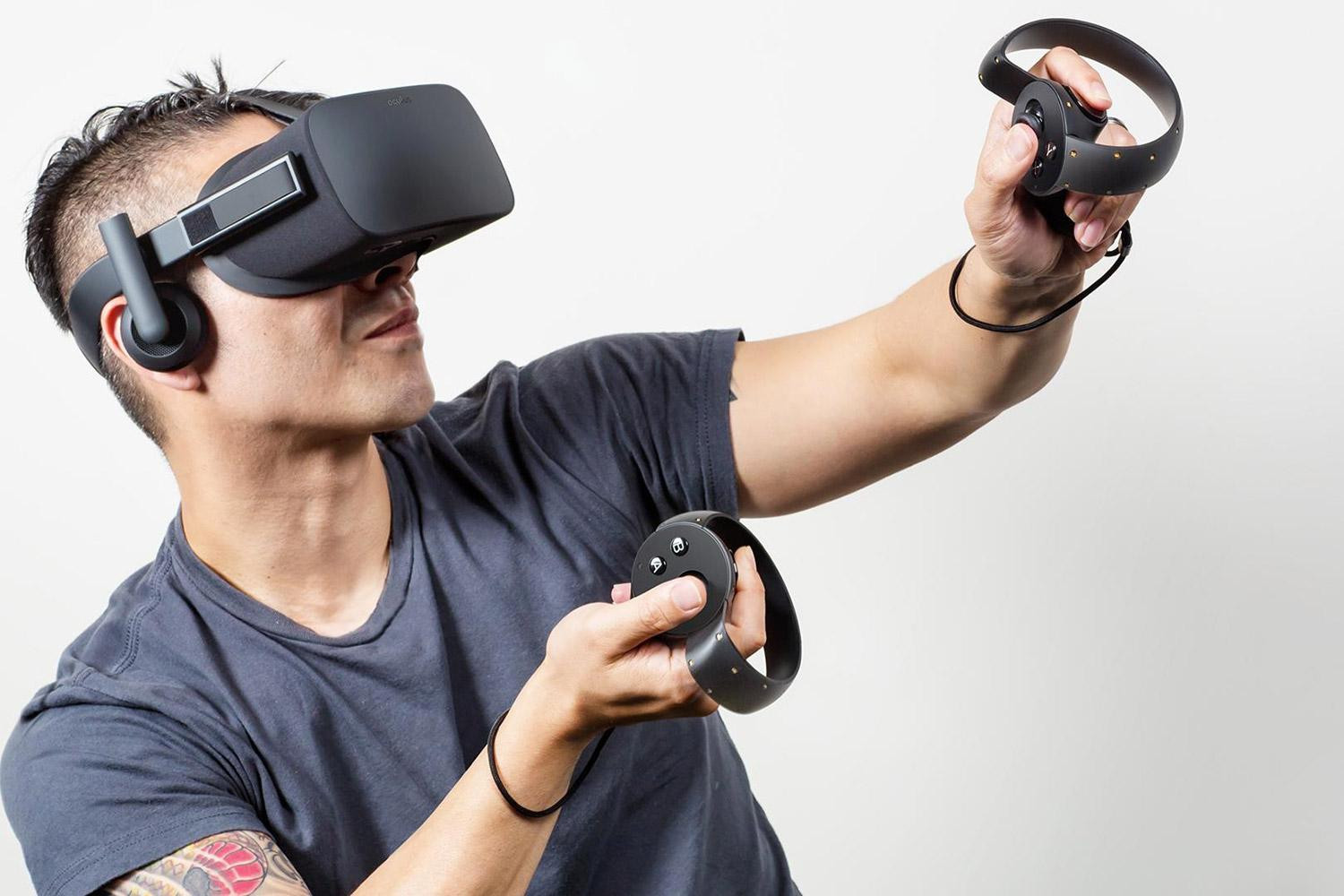 Oculus cooking up a VR containment system for room-scale Rift experiences