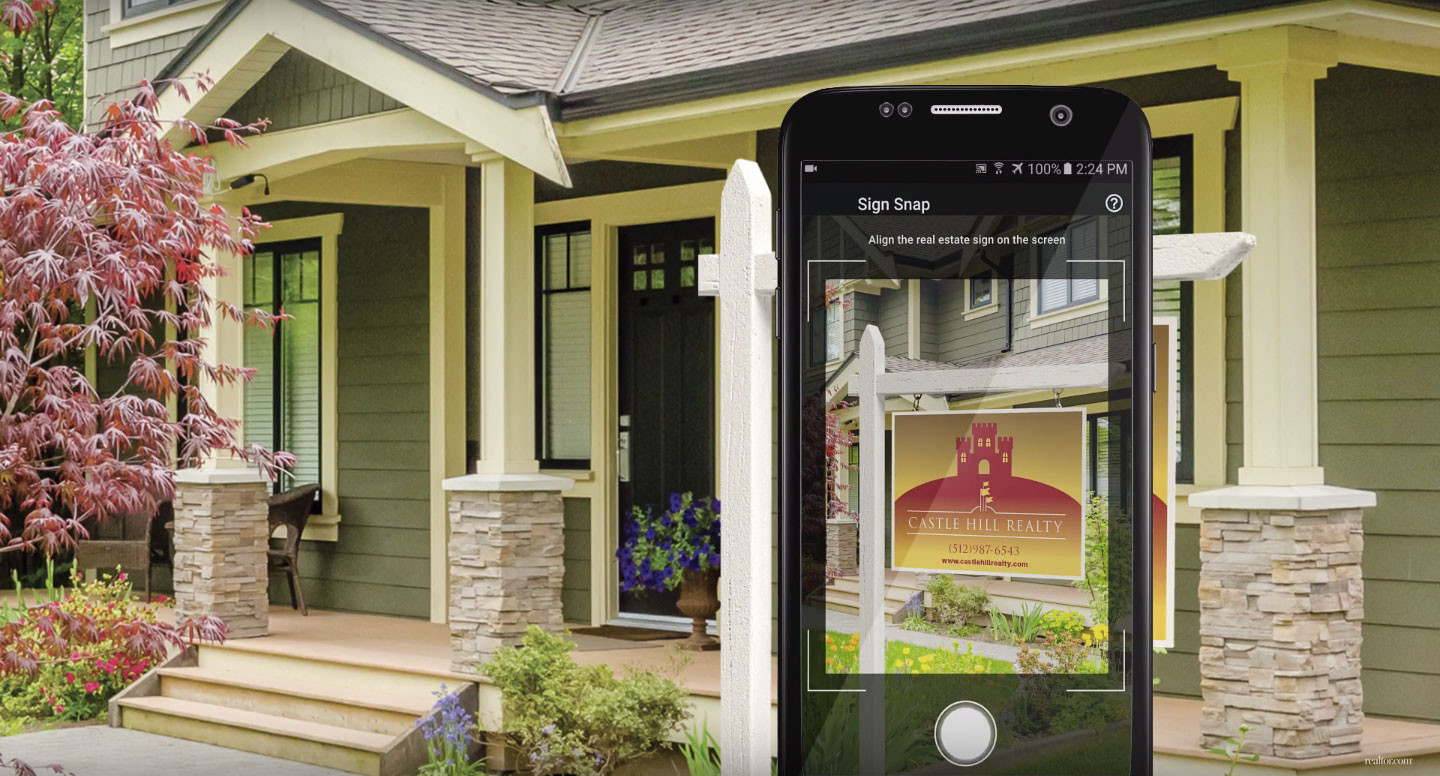 Realtor.com uses augmented reality to help you in the hunt for a perfect home