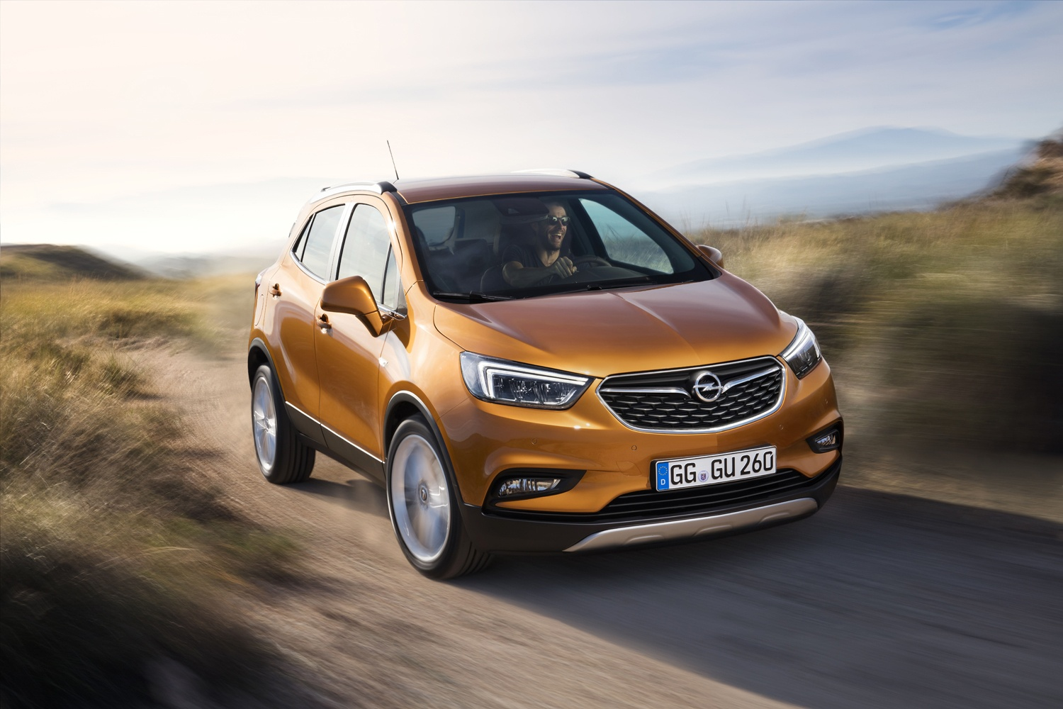 The Euro-bred Opel Mokka X is a thinly-veiled preview of the 2017 Buick Encore