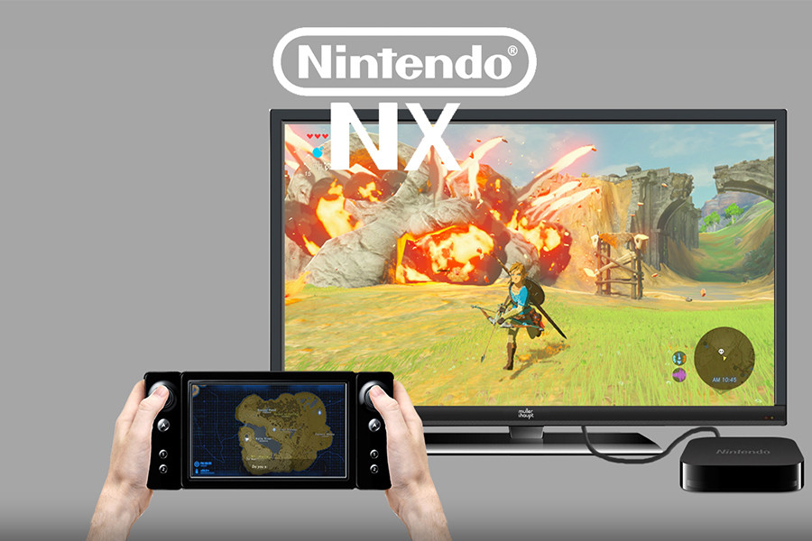 Report: NX controllers will support Wii-style motion controls and haptic feedback