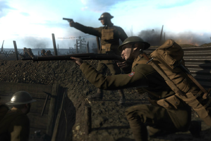 Verdun brings World War I to the PlayStation 4, trenchfoot not included