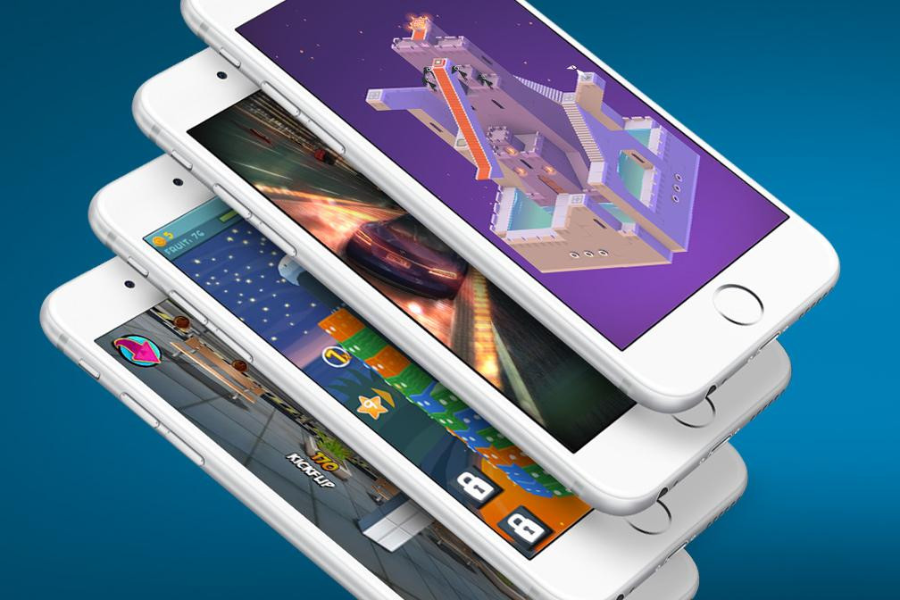 50 awesome iPhone games you need to play