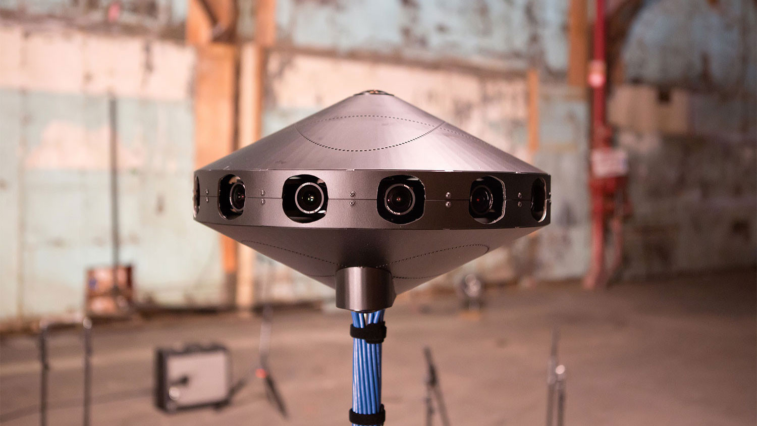 Facebook makes good on promise to open-source its 360-degree camera