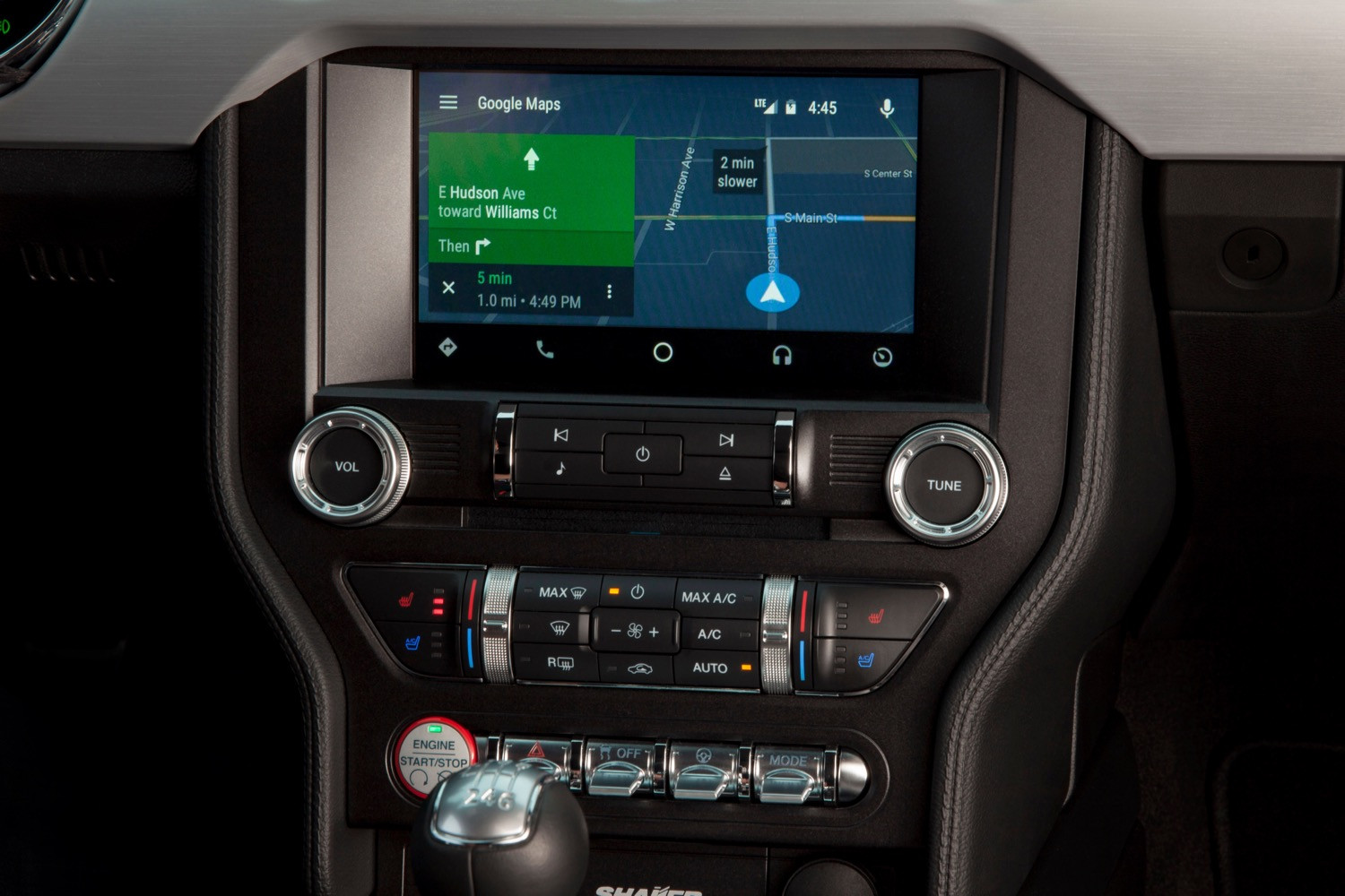 'OK Google' voice commands coming to the stand-alone Android Auto app
