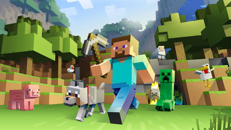 Xbox One S hardware bundle includes cross-platform 'Minecraft', added content