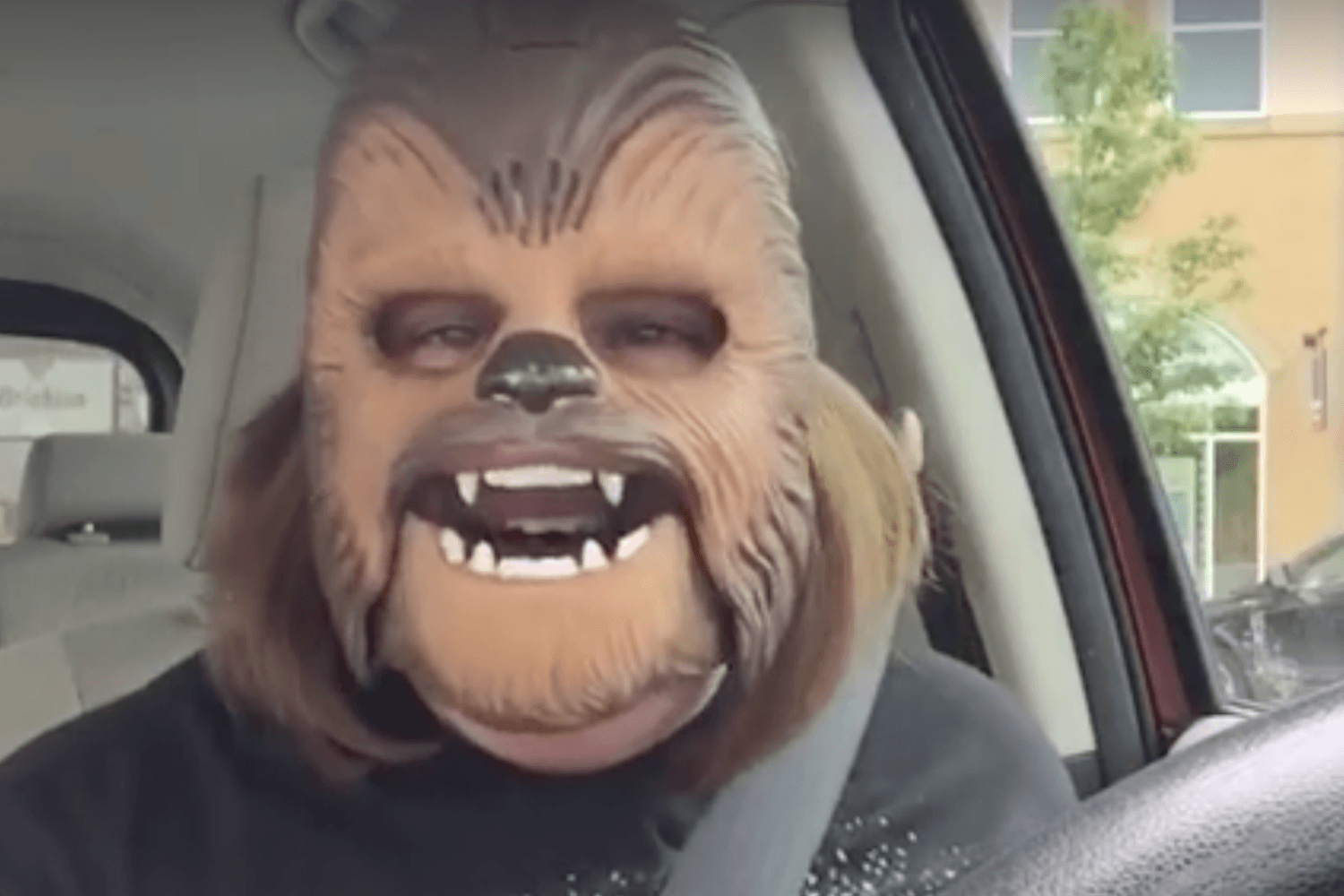 Chewbacca mom viral video shatters Facebook Live records