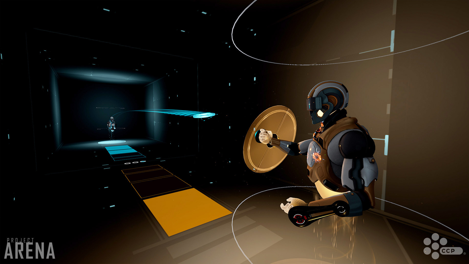 'Project Arena' isn't just an amazing 'Tron' tribute, it could be VR's first eSport