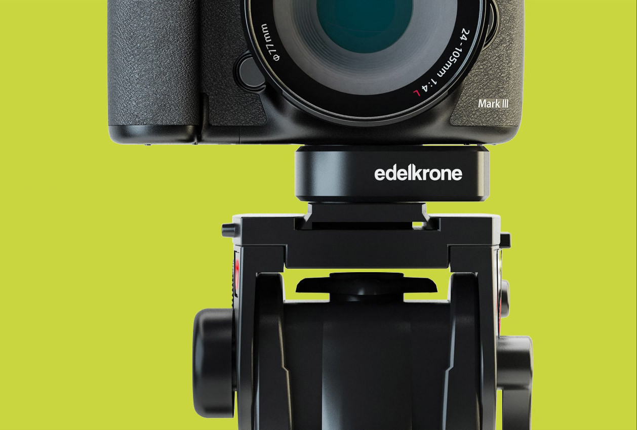 Edelkrone's QuickRelease One is a revolutionary way to mount your camera