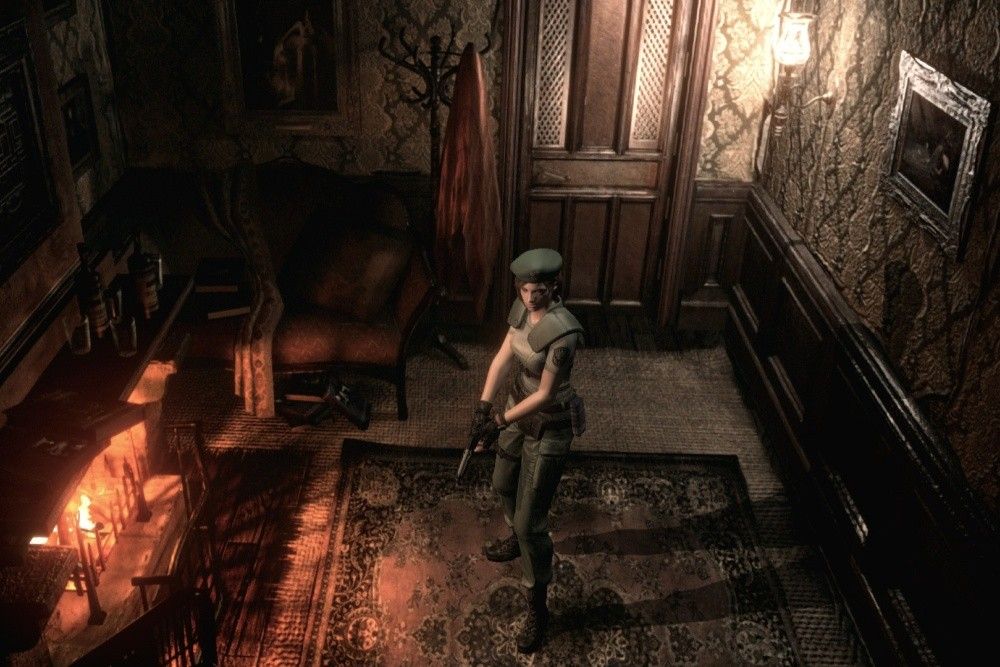 'Resident Evil HD' stars in new PlayStation-focused Humble Bundle