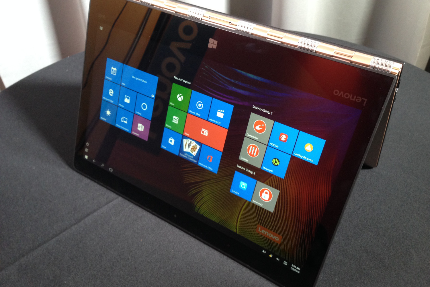 Lenovo confirms and denies locking Linux operating systems out of Yoga notebooks