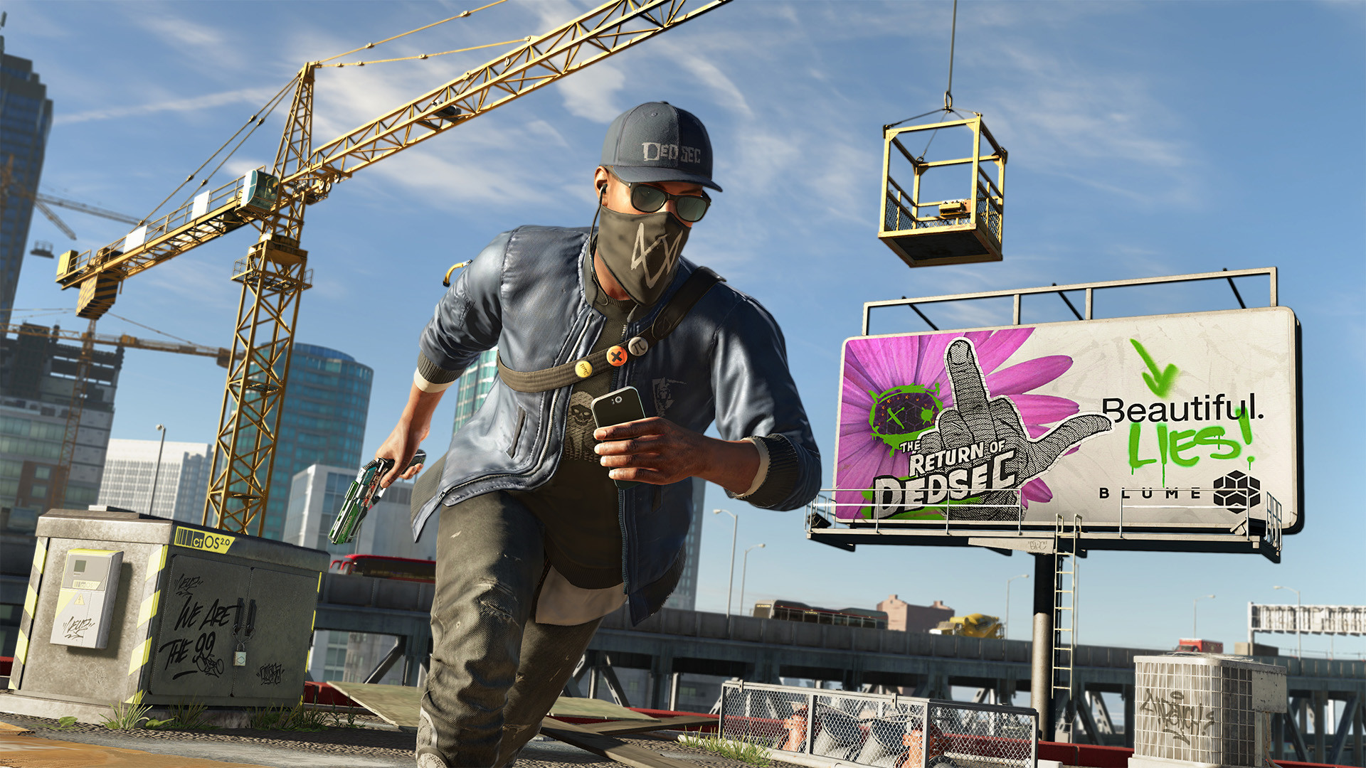 Ubisoft offers free trial of 'Watch Dogs 2' for PlayStation 4, Xbox One owners