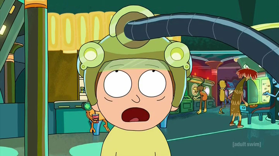 'Rick and Morty' co-creator to launch Squanchtendo, a VR game studio