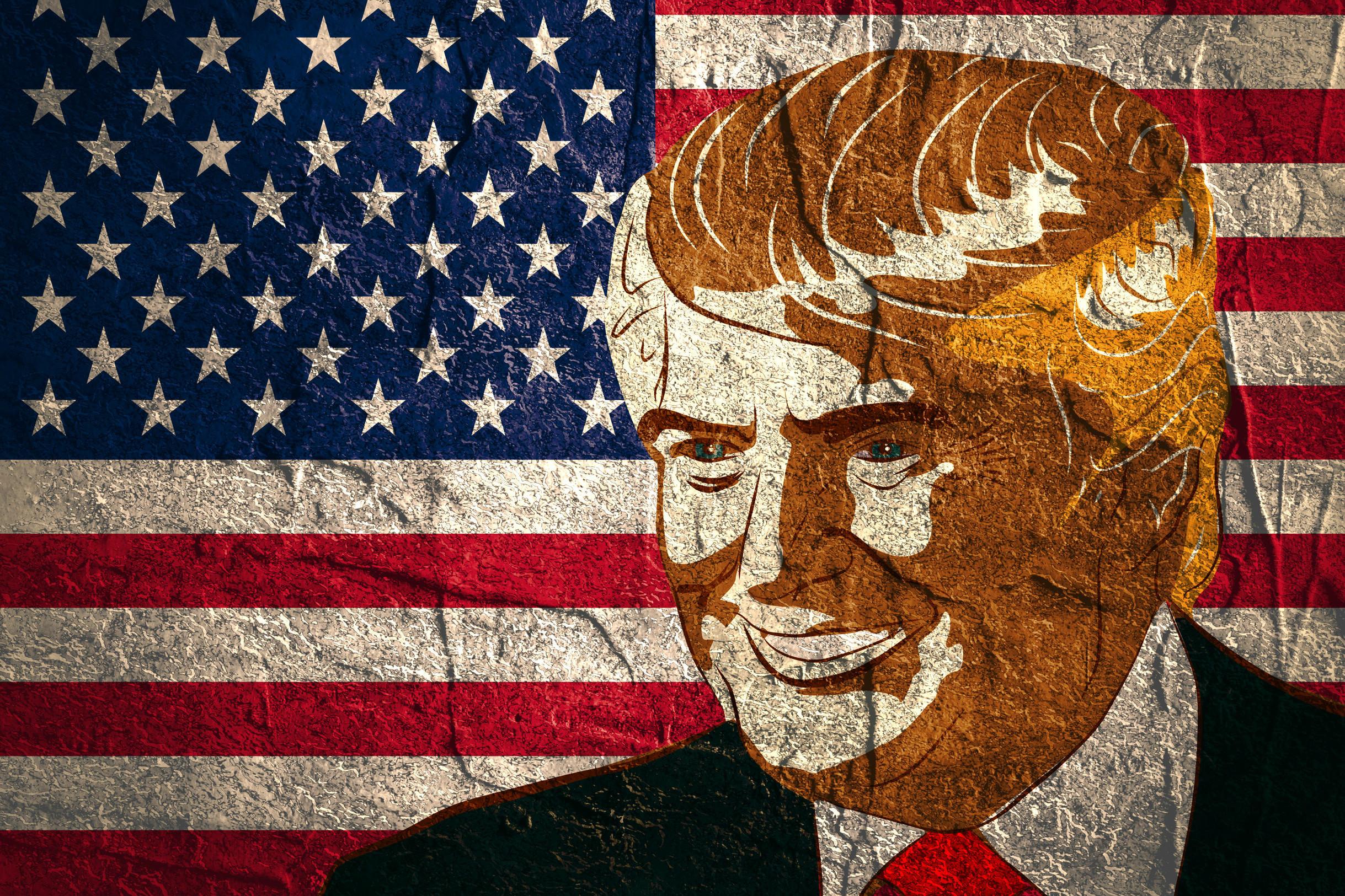 Make America tweet again! Trump twitterbot is running for president