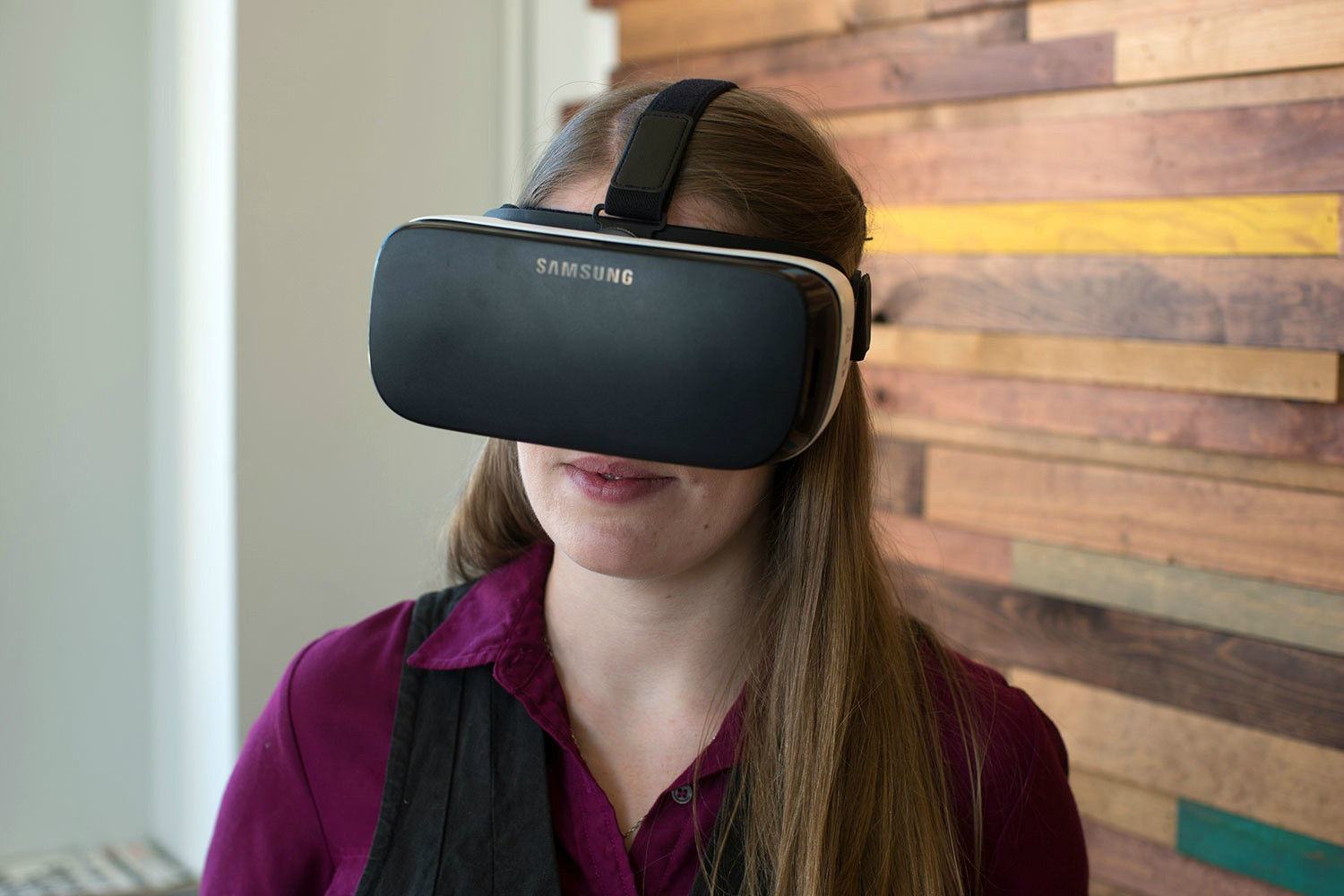Is there a new Samsung Gear VR on the horizon?