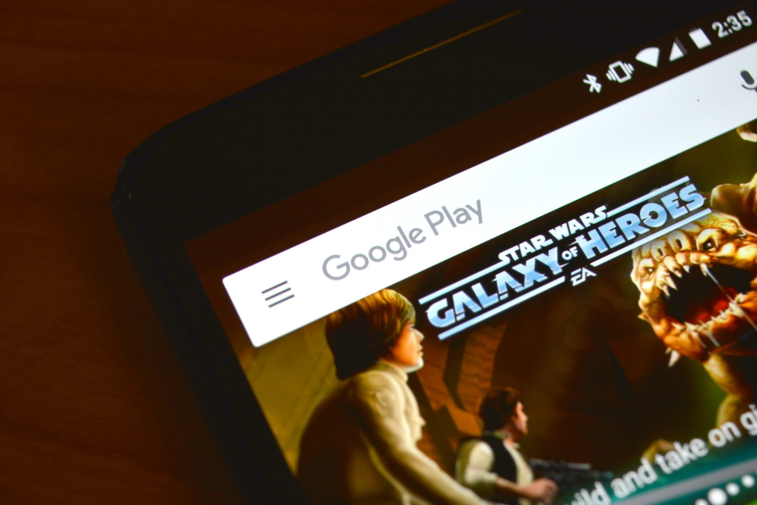 Ads begone! The Google Play Store will now warn you if an app has ads