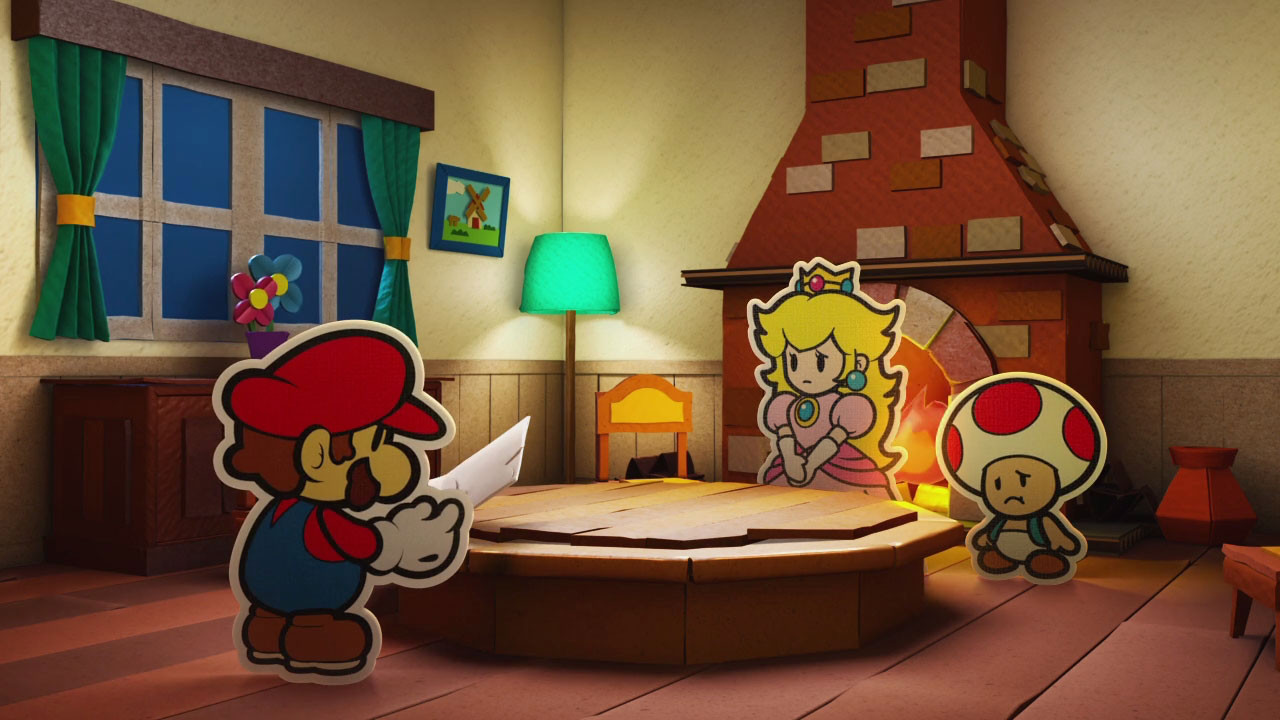 Oops: Nintendo accidentally releases 'Paper Mario: Color Splash' early