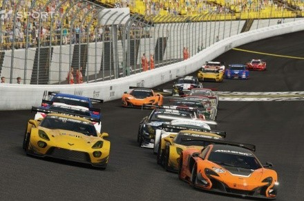 'Gran Turismo Sport' revs up for November launch on PlayStation 4