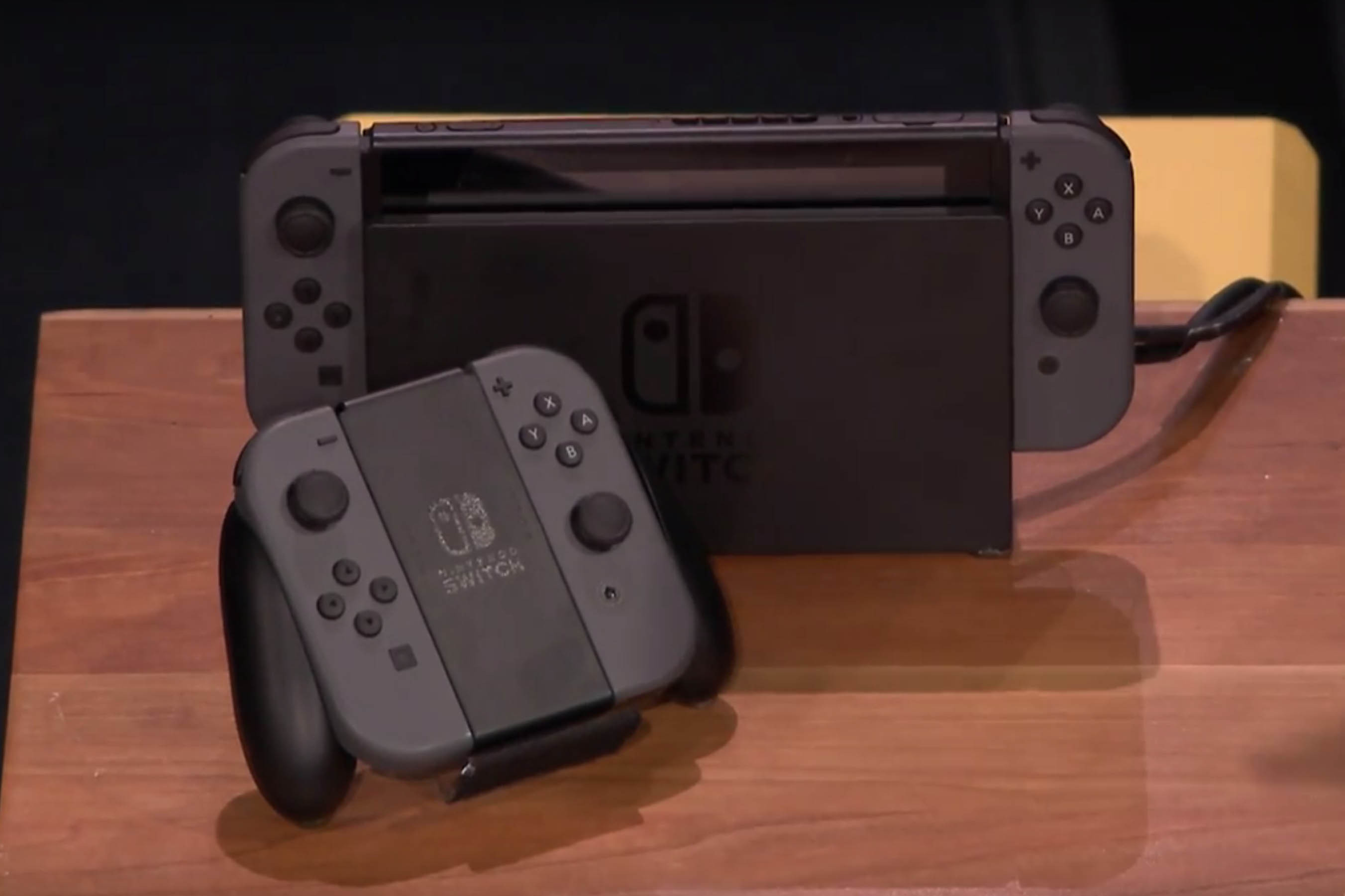 Here's where you can pre-order the Nintendo Switch