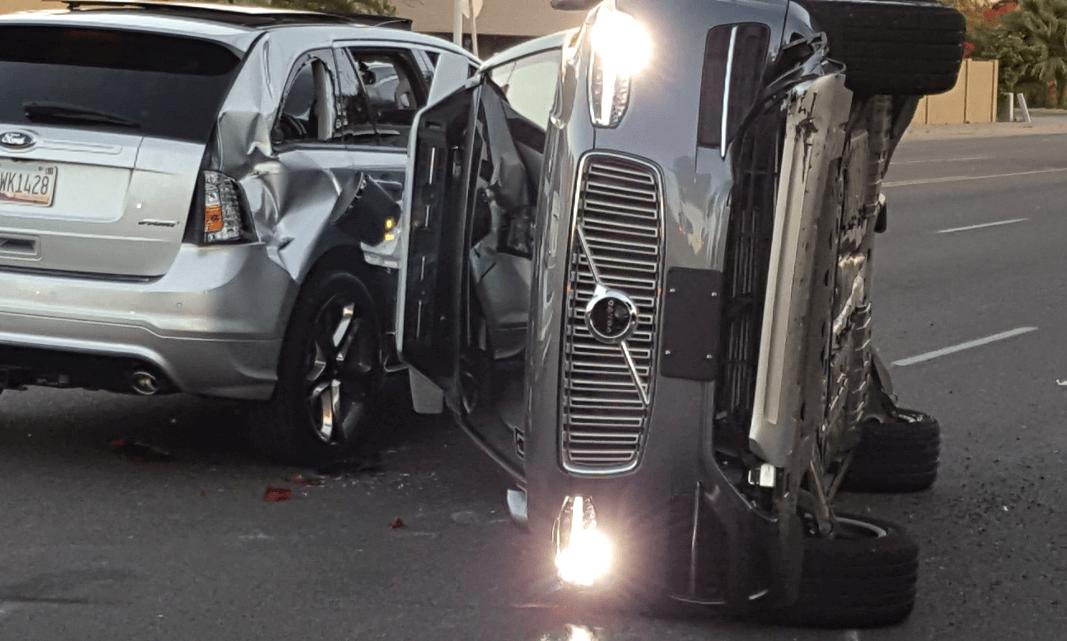 Uber puts the brakes on its self-driving fleet after Arizona car crash